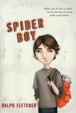 Book cover of SPIDER BOY