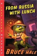 Book cover of FROM RUSSIA WITH LUNCH