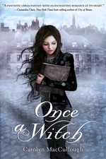 Book cover of ONCE A WITCH