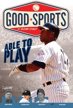 Book cover of GOOD SPORTS - ABLE TO PLAY