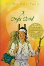 Book cover of SINGLE SHARD