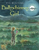 Book cover of BALLYWHINNEY GIRL