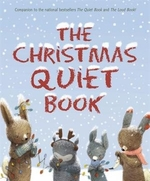 Book cover of CHRISTMAS QUIET BOOK