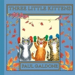Book cover of 3 LITTLE KITTENS