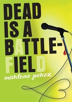 Book cover of DEAD IS A BATTLE FIELD