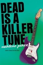 Book cover of DEAD IS A KILLER TUNE