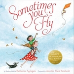Book cover of SOMETIMES YOU FLY