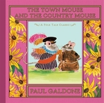 Book cover of TOWN MOUSE & THE COUNTRY MOUSE
