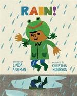Book cover of RAIN