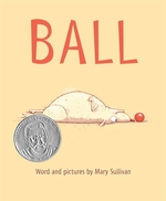 Book cover of BALL