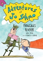Book cover of ADVENTURES OF JO SCHMO PINKBEARD'S REVEN