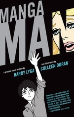 Book cover of MANGAMAN