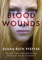 Book cover of BLOOD WOUNDS