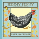 Book cover of HENNY PENNY