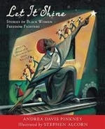 Book cover of LET IT SHINE