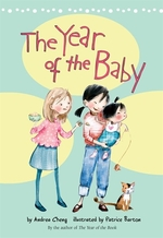 Book cover of YEAR OF THE BABY