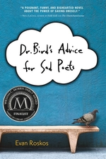 Book cover of DR BIRD'S ADVICE FOR SAD POETS