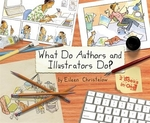 Book cover of WHAT DO AUTHORS & ILLUSTRATORS DO