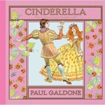 Book cover of CINDERELLA