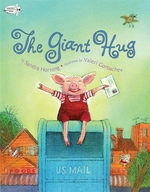 Book cover of GIANT HUG