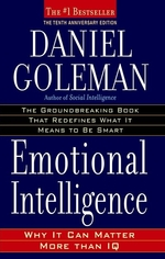 Book cover of EMOTIONAL INTELLIGENCE
