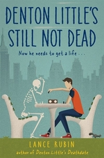 Book cover of DENTON LITTLE'S STILL NOT DEAD