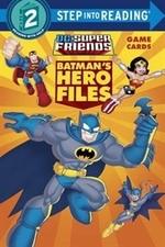 Book cover of BATMANS HERO FILES