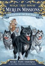 Book cover of BALTO OF THE BLUE DAWN