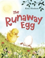 Book cover of RUNAWAY EGG