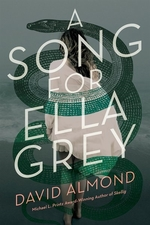 Book cover of SONG FOR ELLA GREY
