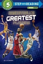 Book cover of BASKETBALL'S GREATEST PLAYERS