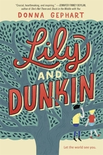 Book cover of LILY & DUNKIN