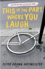 Book cover of THIS IS THE PART WHERE YOU LAUGH