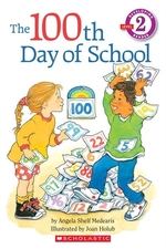 Book cover of 100TH DAY OF SCHOOL