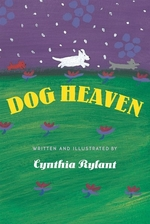 Book cover of DOG HEAVEN