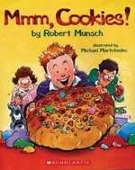 Book cover of MMM COOKIES