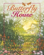 Book cover of BUTTERFLY HOUSE