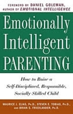 Book cover of EMOTIONALLY INTELLIGENT PARENTING