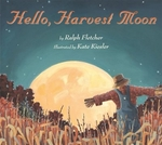 Book cover of HELLO HARVEST MOON