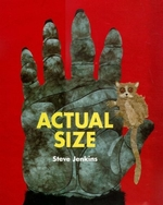 Book cover of ACTUAL SIZE