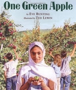 Book cover of 1 GREEN APPLE