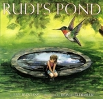 Book cover of RUDI'S POND