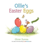 Book cover of OLLIE'S EASTER EGGS