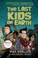 Book cover of LAST KIDS ON EARTH 01