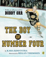 Book cover of BOY IN NUMBER 4