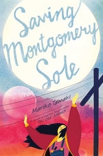 Book cover of SAVING MONTGOMERY SOLE