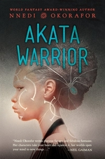 Book cover of AKATA WITCH 02 AKATA WARRIOR