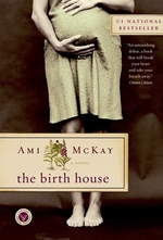 Book cover of BIRTH HOUSE
