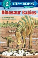 Book cover of DINOSAUR BABIES