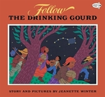 Book cover of FOLLOW THE DRINKING GOURD